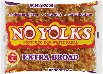 No Yolks® - Extra Broad Noodles