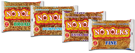 No Yolks®