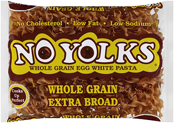 No Yolks® - Whole Grain Extra Broad Noodles
