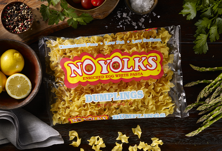No Yolks® - Ralph on the Road